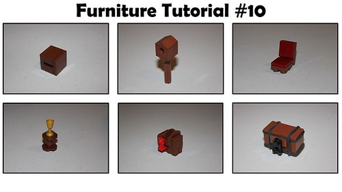 Furniture Tutorial #10