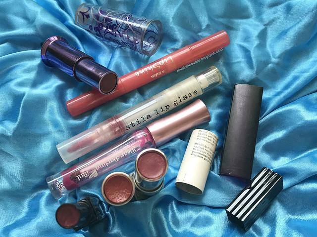 Empties Lipstick Liptint Etude House