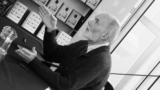 Edinburgh International Book Festival 2018 - Jean-Pierre Filiu 06