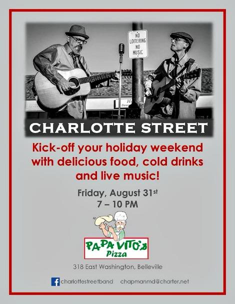 Charlotte Street 8-31-18