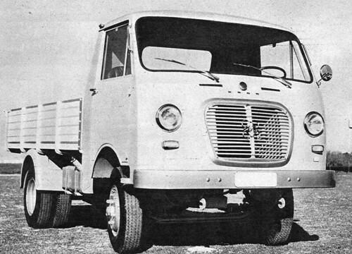 camió Avia 1963