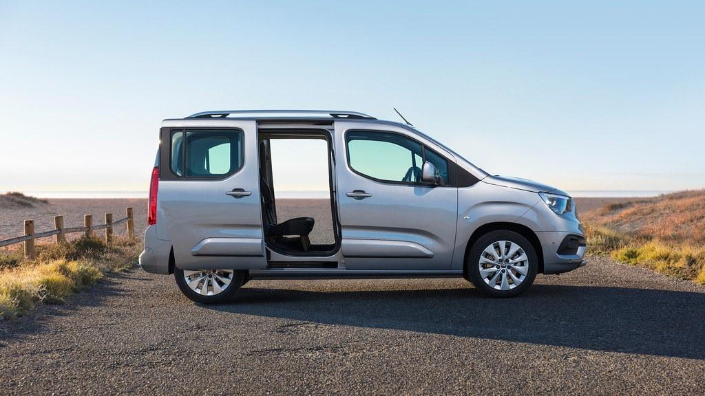 Opel Combo Life, Combo Cargo 4