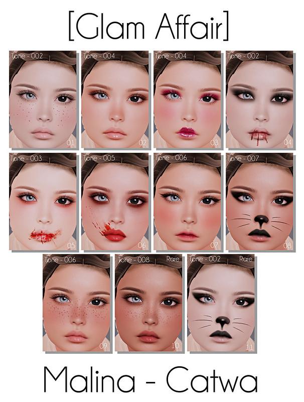 The Arcade - Glam Affair - Malina