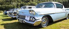 1962 Opel Rekord P2 1700, 1959 Opel Kapitän, 1958 Chevrolet Impala - IMG_3229-e