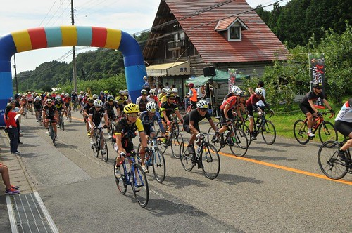 Yaita Happougahara hillclime race
