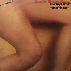 EROTIC DRUM BAND:LOVE DISCO STYLE(JACKET A)