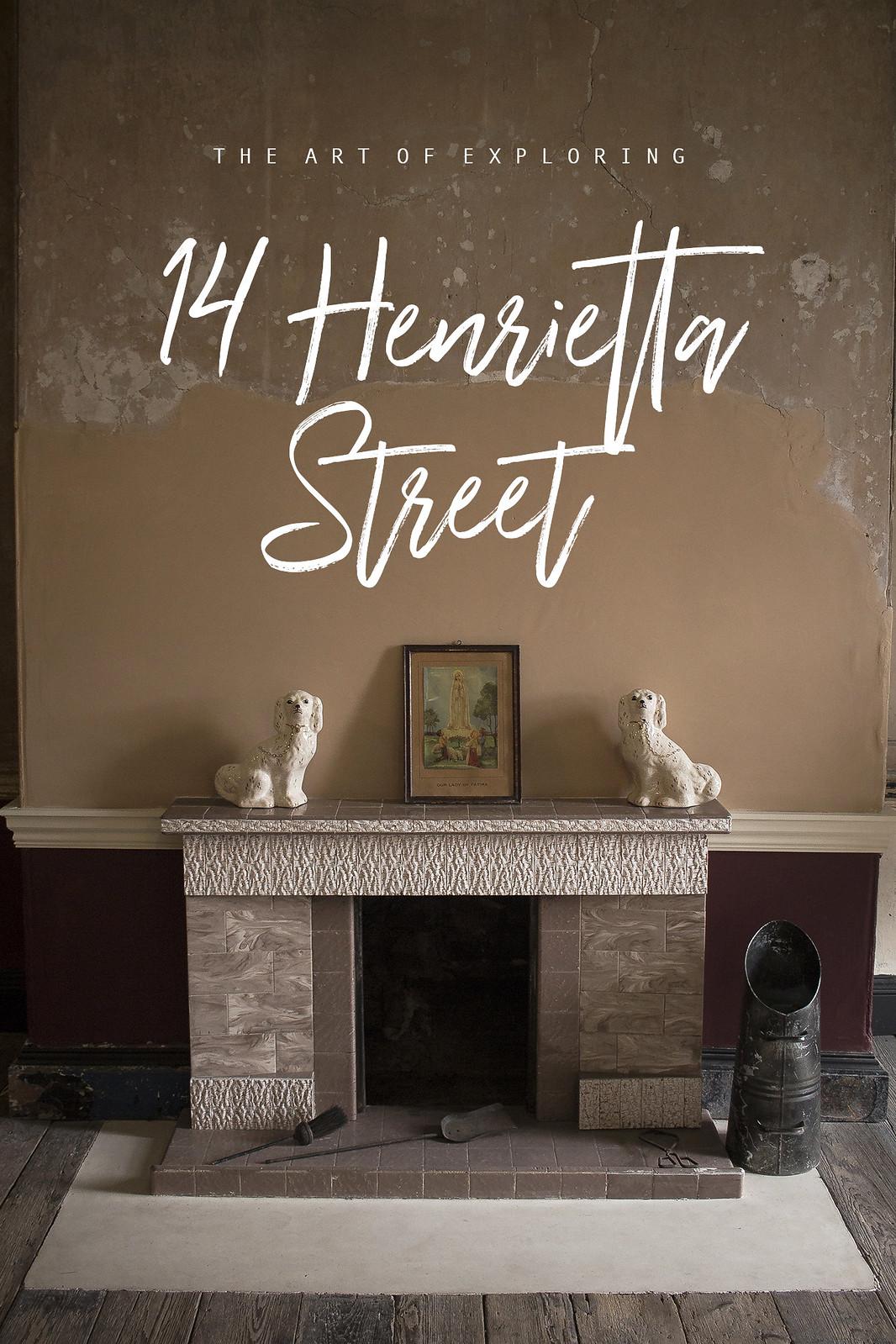 14 Henrietta Street Museum