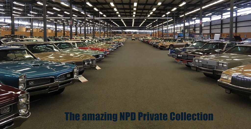 National Parts Depot >> National Parts Depot Private Collection Old Days Better