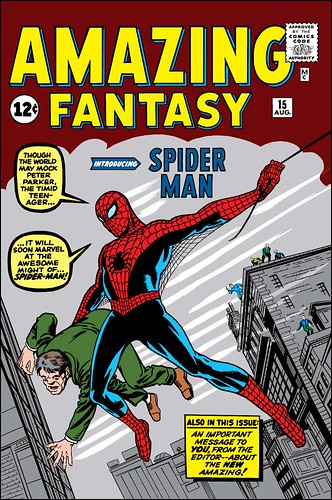 Amazing Fantasy (1962) #15 | by PlayStation.Blog