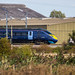 RSPB Rainham Marsh-Highspeed Train