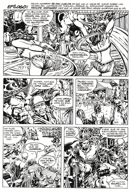 Conan de Roy Thomas y Barry Windsor Smith 07 -02- La sombra del Buitre 02