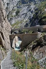 Schöllenen - Devil's Bridge