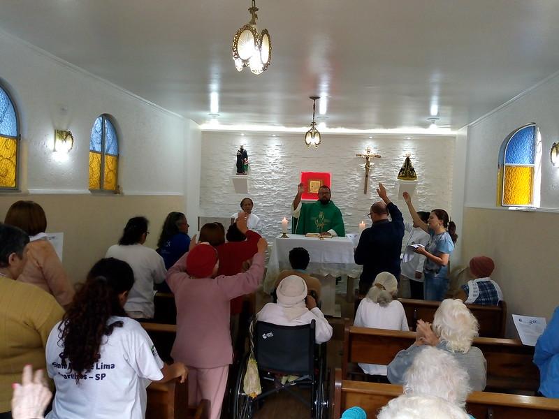 CONFERÊNCIA SANTA ROSA DE LIMA