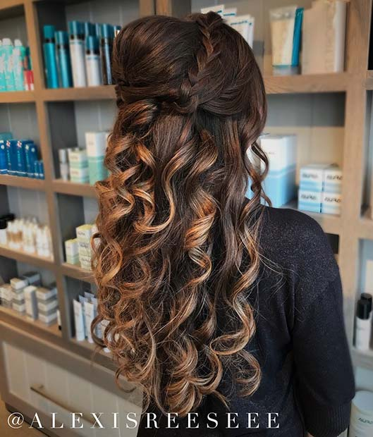 Best NYE Updo Ideas 2019 For Women- Awesome Hairstyles 7