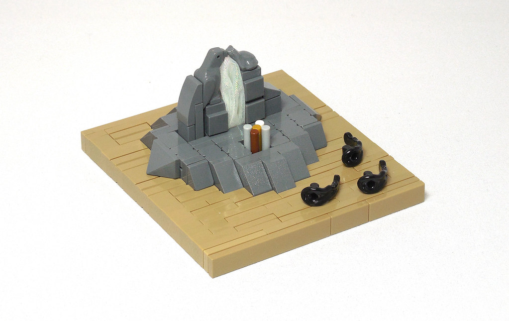 LEGO® MOC by Vitreolum: Harry Potter – Order of the Phoenix – The Veil