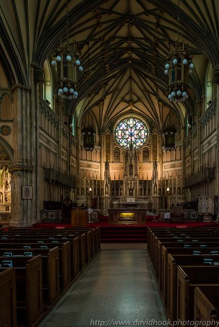 St. Dunstan's Basilica Interior