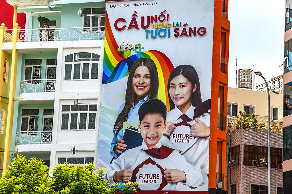 English For Future Leaders--Saigon