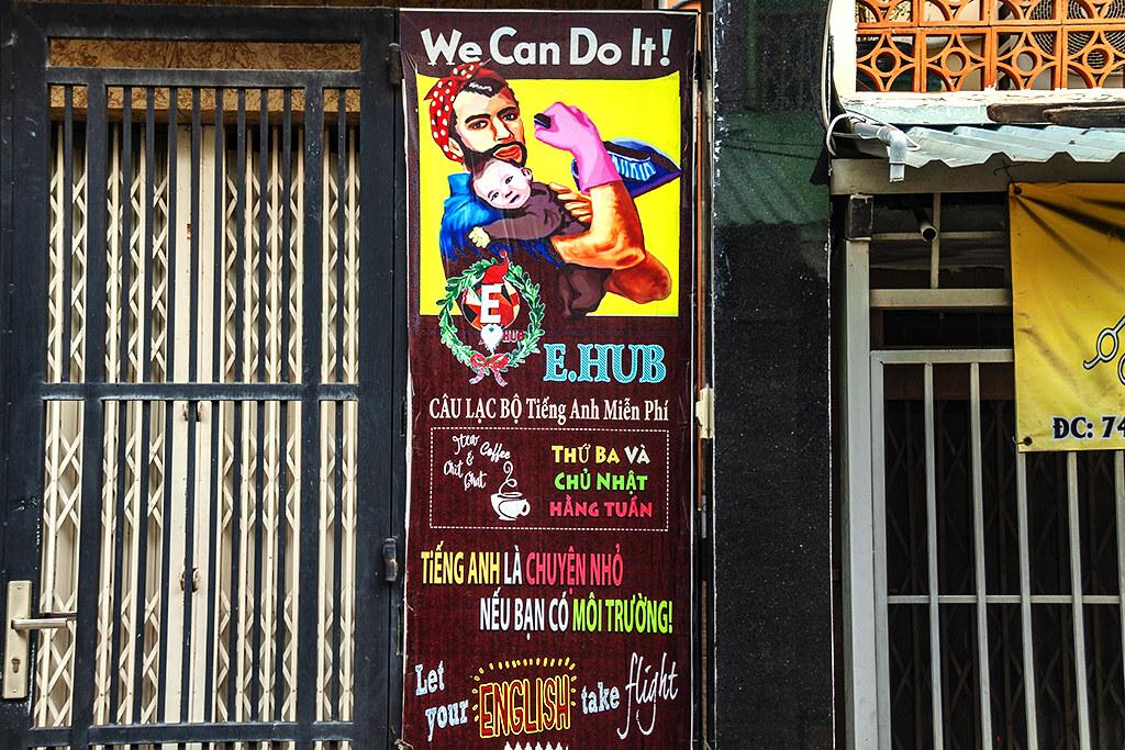 English learning club--Saigon