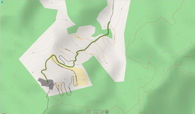 021、標示軌跡五:中和步道O型:烘爐地步道出入口