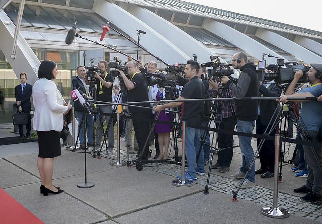 Meeting of Energy Ministers, Nikon D5, AF-S Nikkor 35mm f/1.4G