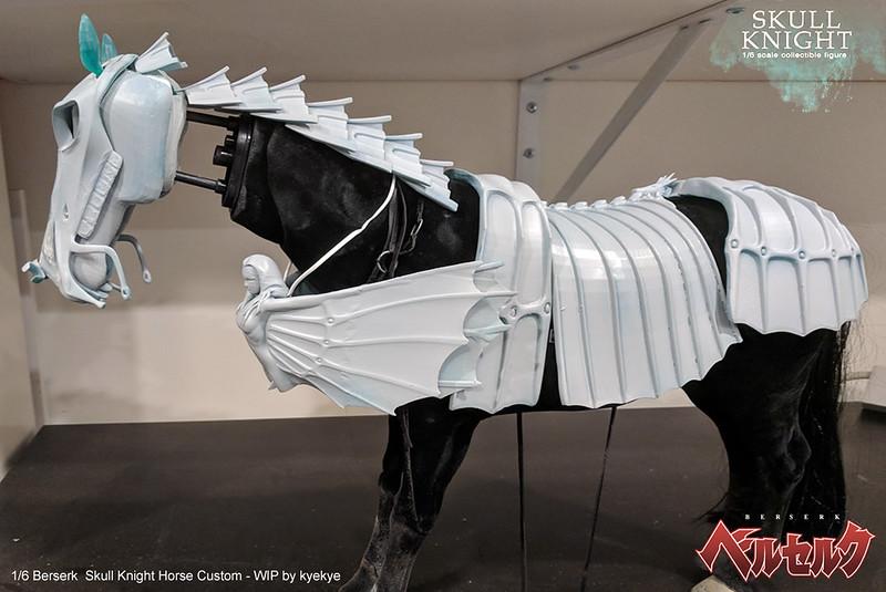 1/6 scale horse armor custom for Skull knight from [Berserk] 30251634338_466e154ceb_c