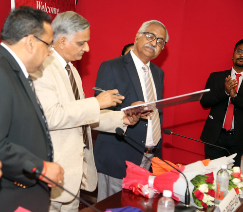 INAUGURATION OF ALC JUDICIAL COACHING ACADEMY