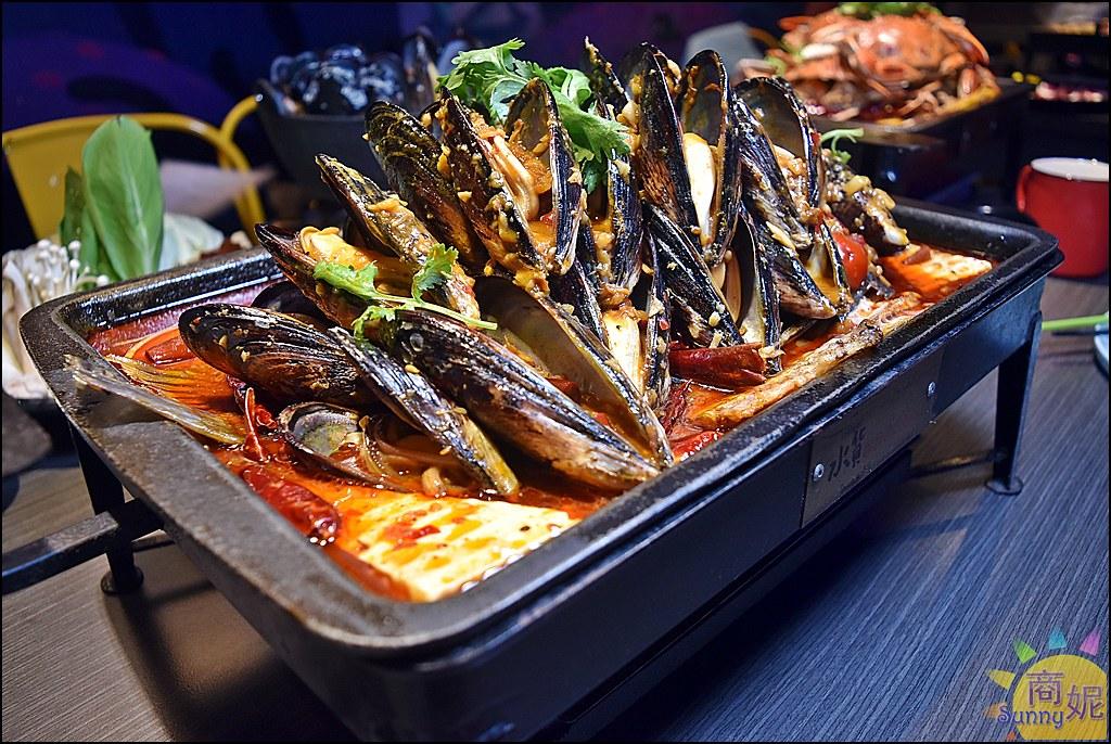 水貨螃蟹烤魚28