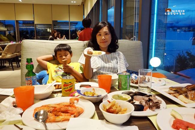 宜蘭悅川酒店 晚餐 羅琳西餐廳 buffet 吃到飽 西式自助餐 (60)