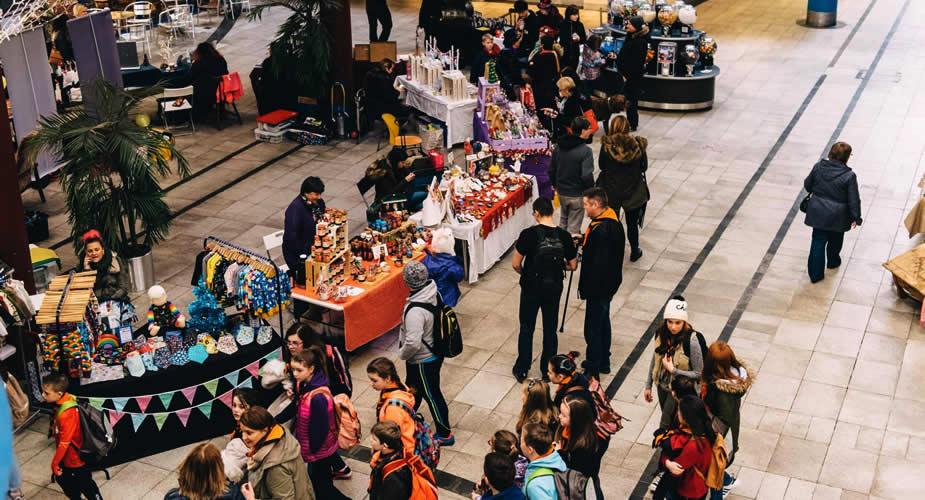 Titanic Quarter Belfast, ontdek The DOCK market (foto met dank aan The Dock Market) | Mooistestedentrips.nl