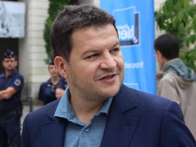 Guillaume Musso - Le Livre sur la Place 2018 à Nancy