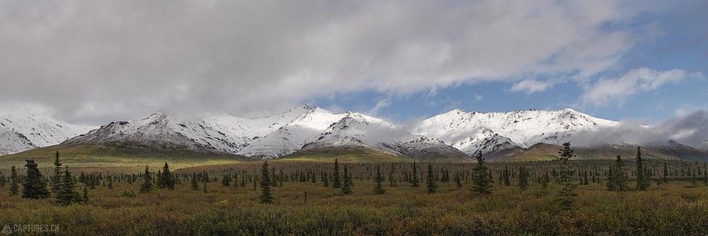 Fresh snow - Alaska