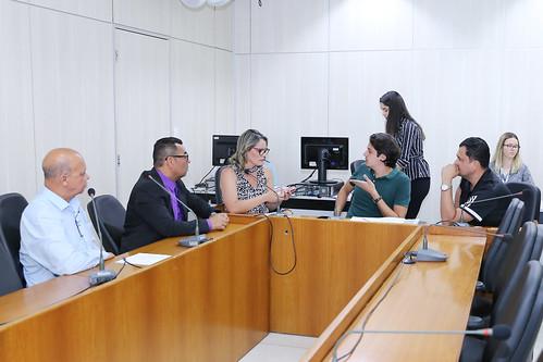 29ª Reunião Ordinária - Comissão de Legislação e Justiça