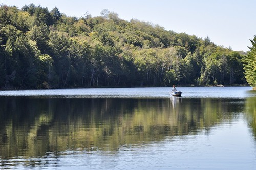 Twins Lake, Quebec