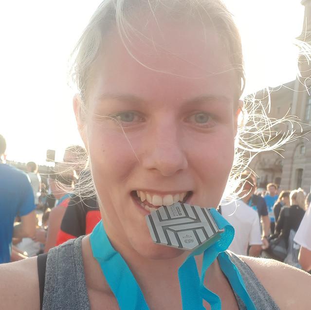 Race report - Stockholm Halvmarathon 2018