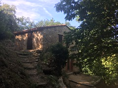 Back to the watermill house. - Photo of L'Albère