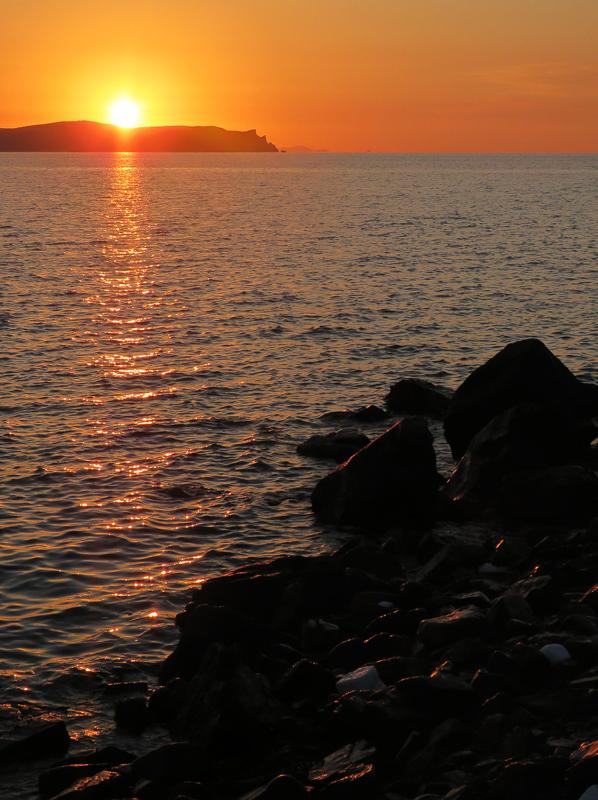 Тихоокеанский рассвет, или утро №32