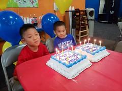 Happy Birthday Mateo And Tobias