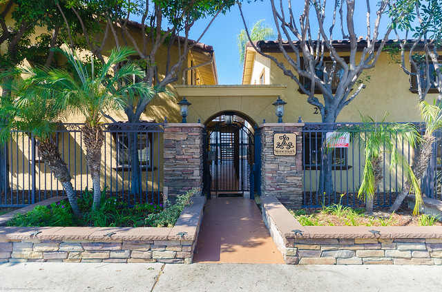 2752 B Street #212, Golden Hill, San Diego, CA 92102