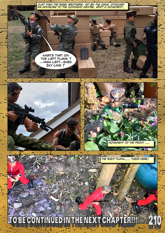 BAM2272 Presents - An Old Face Returns! Chapter Thirteen - The Munrovians Prepare their defences - Part One  42560341860_43757653db_c