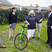 Klima-vinder får cykel