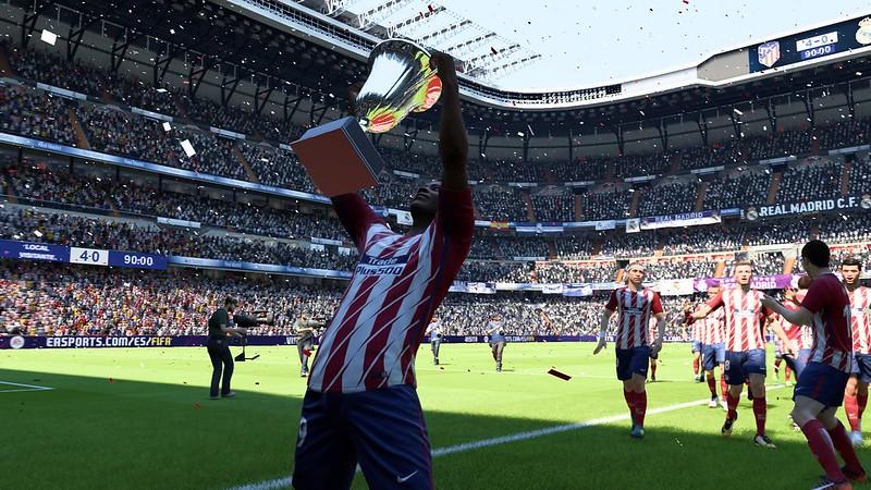 FIFA 18 El Camino 4-0 ATM - RMA, 2_º t_