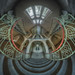 stereographic staircase by kapete