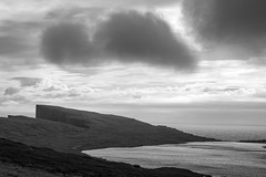 Faroe Islands in Black and White - 2018