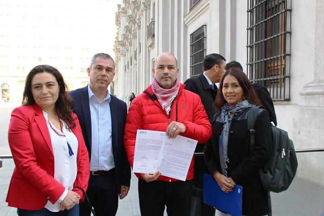 ANEF solidariza con Paro Funcionarios SII (29-08-2018)
