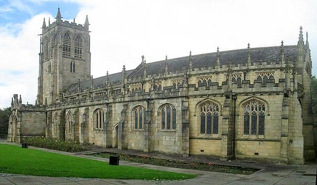 St Chad's, Rochdale Parish Church