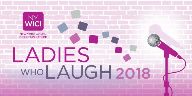 Ladies who Laugh logo
