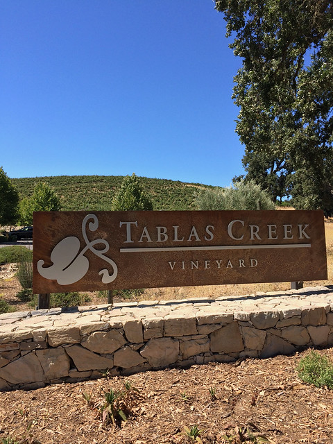 Tablas Creek Vineyard, Paso Robles, CA