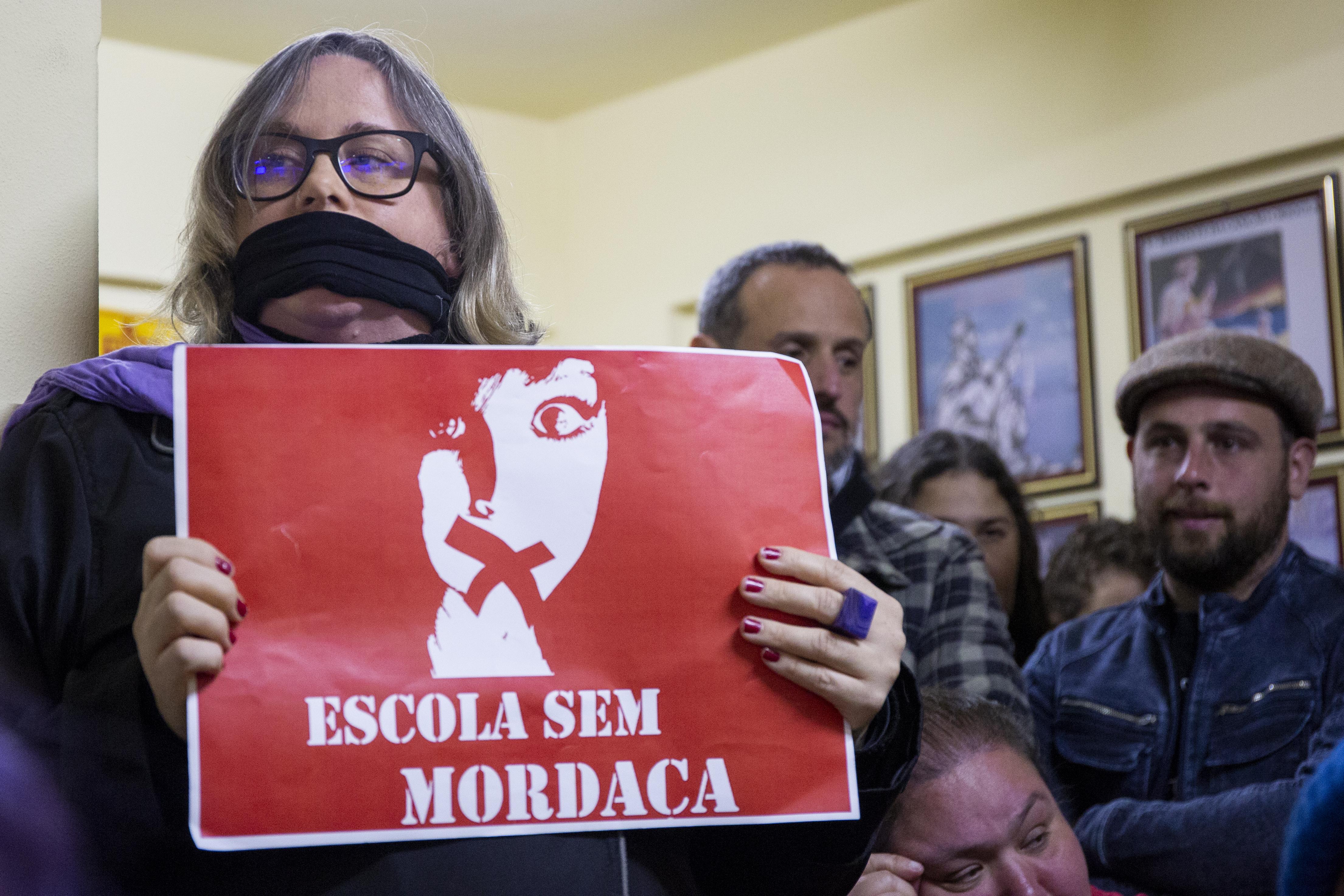 24º Núcleo Lei da Mordaça - 27/08/18 - São Lourenço do Sul