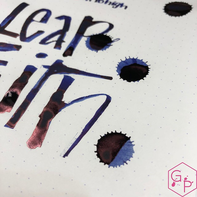 Phidon Pens 10th Anniversary A Leap of Faith Ink Review 1