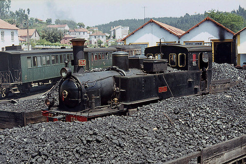 CP E84, Sernada do Vouga, 23 June 1972